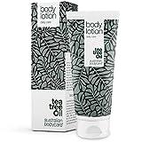 Australian Bodycare Body Lotion 200ml   Teebaumöl Körperlotion für Männer & Frauen bei Unreiner & Trockener Haut, Pickeln, Juckreiz, Schweißgeruch   Auch zur Pflege bei Pilzinfektionen, Ringelflechte