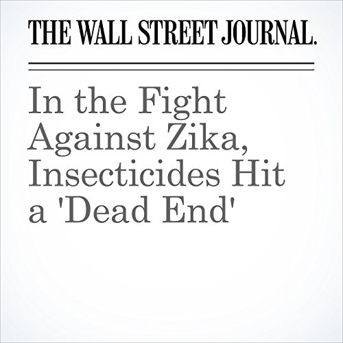In the Fight Against Zika, Insecticides Hit a 'Dead End' copertina