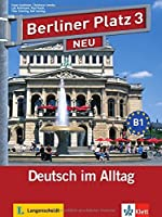 Berliner Platz Neu: Lehr- Und Arbeitsbuch 3 MIT 2 Cds Und Treffpunkt D-A-CH Landeskundeheft (German Edition) by Unknown(2011-04-01)