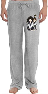 Hakuouki Shinsengumi Kitan Hijikata Toshizo Men's Sweatpants Lightweight Jog Sports Casual Trousers Running Training Pants