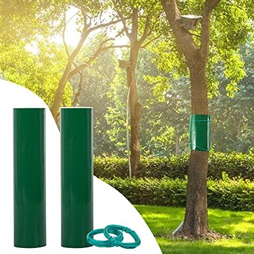 Stingmon 2 Piezas de Cinta de Goma para árboles de 3m×15cm para...