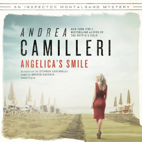 Angelica's Smile audiobook cover art