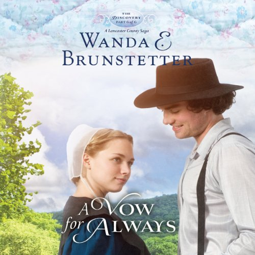 A Vow for Always audiobook cover art