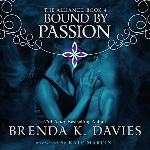 Bound by Passion audiobook cover art
