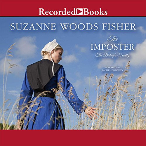 The Imposter audiobook cover art