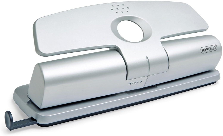 Rapesco 0743 Zero-420 Doppellocher (4-fach Lochung, etwa 20 20 20 Blätter) Silber B000I5U3Z4 | Starke Hitze- und Abnutzungsbeständigkeit  38e3ae