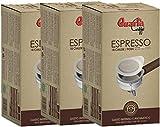 QUARTA Caffè CIALDE MONODOSE. 3 confezioni DA 18pz. GUSTO INTENSO E AROMATICO Fine blend of coffee processed in Salento, Apulia, Italy Feine kaffeemischung aus salento, apulien Italien