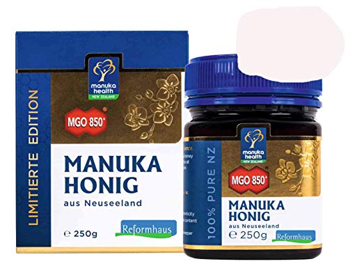 Neuseelandhaus Manuka Honig MGO +850 250g