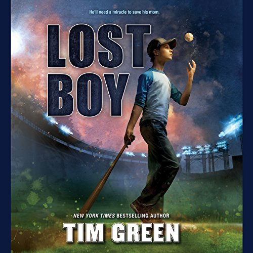 Lost Boy audiobook cover art