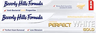 Beverly Hills Formula Perfect White Gold Toothpaste, 125 ml