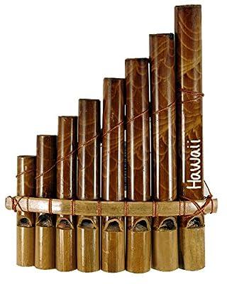 Bamboo Pan Flute