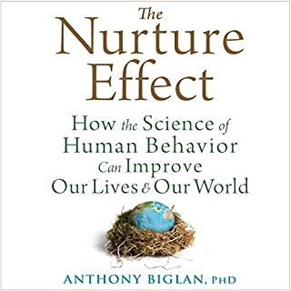 The Nurture Effect audiobook cover art