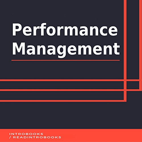 Performance Management cover art