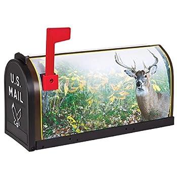 Flambeau T-RD-DER2 Scenic Decor Series Mailbox Deers