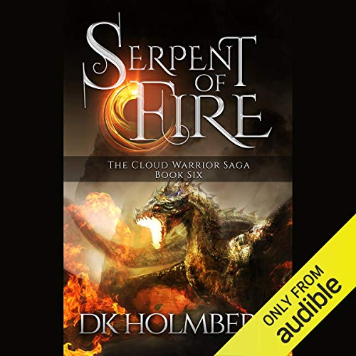 Serpent of Fire Titelbild