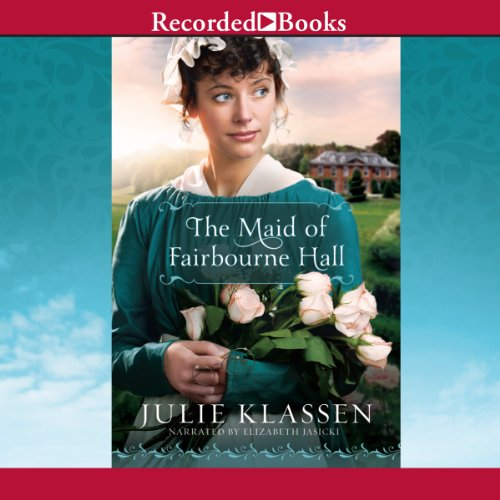 The Maid of Fairbourne Hall cover art