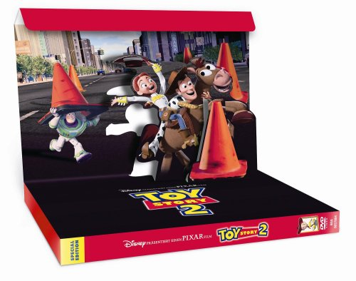 Toy Story 2 (3D-Pop-Up-Box)