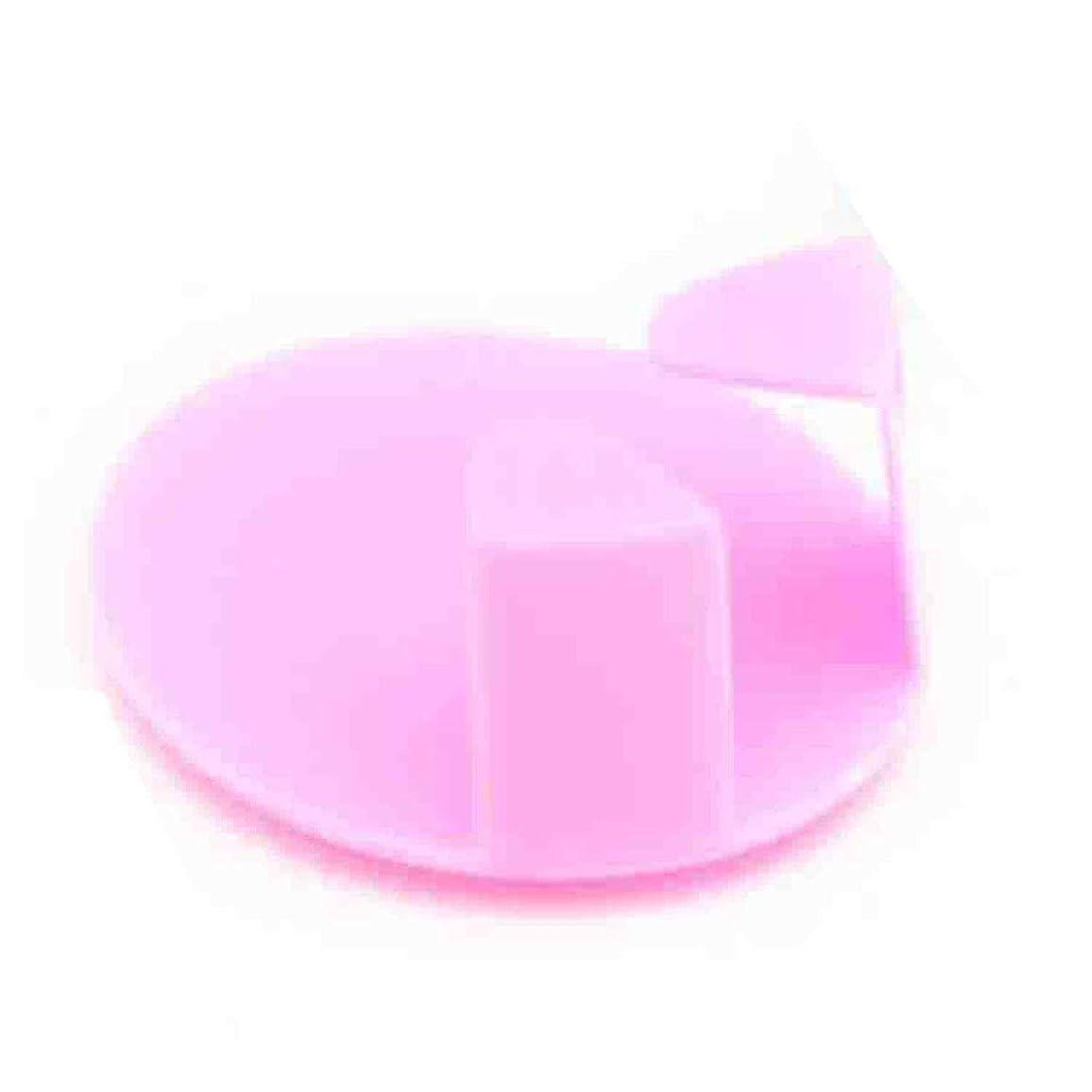 寄生虫怪物引き付けるクリエイティブストレージホルダーラックウォール接着剤多機能スティッキングフック-ピンク