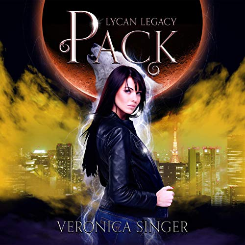 Lycan Legacy - Pack Audiobook By Veronica Singer cover art