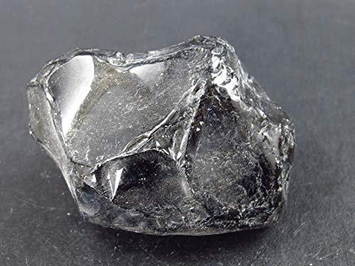 Cristal de obsidiana de piedra rusa de Apache de México, 5,5 cm