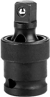 Universal Joint Swivel Socket Set Swivel Drive Adapter Reducer Air Impact Wobble Socket(3/8)