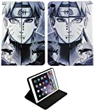Étui à rabat avec support pour iPad Pro 9,7' / iPad Pro 9,7' 2017 / iPad 9,7 / iPad Air 1-2 Naruto...