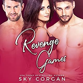 Revenge Games     Revenge Games Duet, Book 1              By:                                                                                                                                 Sky Corgan                               Narrated by:                                                                                                                                 Arthur J. Hoyt                      Length: 5 hrs and 55 mins     34 ratings     Overall 3.6