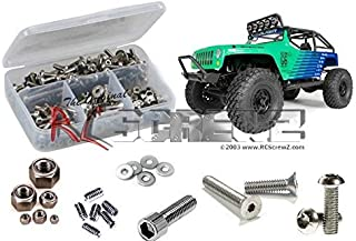 Axial Racing Wrangler G6 Falken Stainless Steel Screw Kit