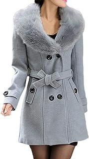 Amazon.es: abrigos de mujer baratos - Gris