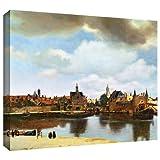ArtWall Johannes Vermeer 'View of Delft III'...