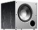 Polk Audio PSW10 10-Inch Powered Subwoofer (Single, Black) (Renewed)