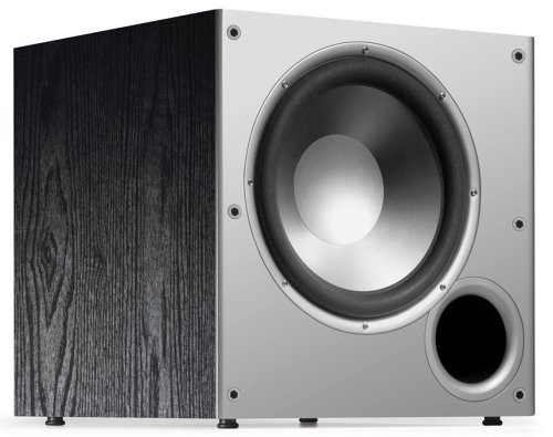 Polk Audio PSW10 10-Inch Powered Subwoofer (Single, Black) (Renewed)
