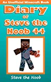 Diary of Steve the Noob 44 (An Unofficial Minecraft...