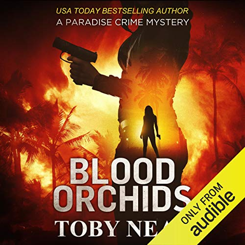 Blood Orchids  By  cover art