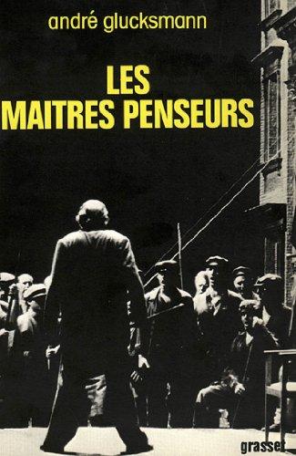 Les maîtres penseurs (essai français)