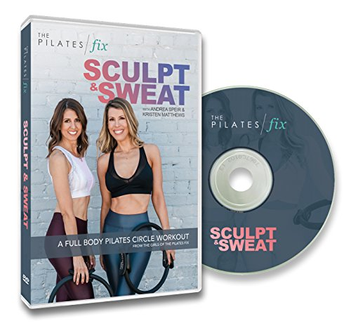 Sculpt & Sweat - A Full Body Pilates Circle Workout
