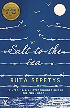 Salt to the Sea by [Ruta Sepetys]
