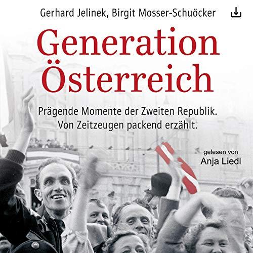 Generation Österreich Titelbild