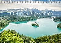 Gruenes Slowenien (Tischkalender 2022 DIN A5 quer): Eine wunderbare Reise durch die Natur Sloweniens fuer alle Naturliebhaber und Menschen, die das Besondere suchen (Monatskalender, 14 Seiten )
