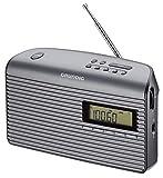 Grundig Music 61 S, empfangsstarkes Radio, schwarz