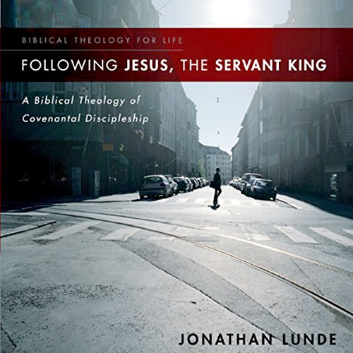 Following Jesus, the Servant King cover art