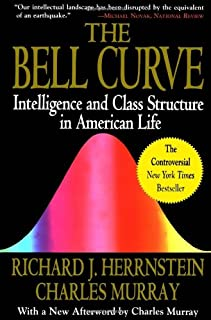 The Bell Curve: Intelligence and Class Structure in American Life (A Free Press Paperbacks Book)