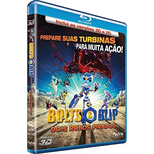 Bolts & Blip - Dois Robôs Pirados