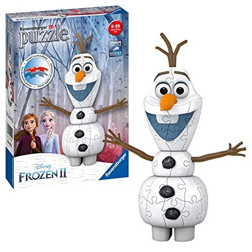 Ravensburger - Puzzle 3D Olaf Frozen 2 (11157)