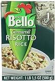 Riso Bello Carnaroli Risotto Rice, 17.5-Ounce Boxes (Pack of 6)