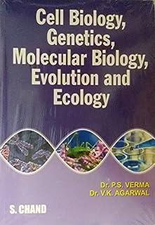 Cell Biology,Genetics, Molecular Biology: Evolution and Ecology