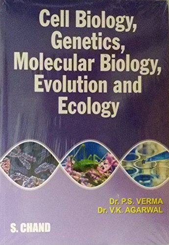 Cell Biology, Genetics, Molecular Biology, Evolution & Ecology