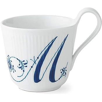 【正規輸入品】 ロイヤルコペンハーゲン ブルーフルーテッド プレイン ハイハンドル マグカップ 330ml 「 M 」 1017158