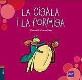 La cigala i la formiga: 32 (Petits contes)