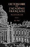 Dictionnaire de l'Académie française, tome 1 (Neuvième Édition) A-Enz